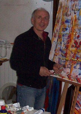 JM Segay au travail